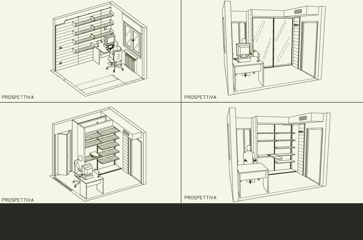 Cabina armadio angolare misure minime progettare una cabina